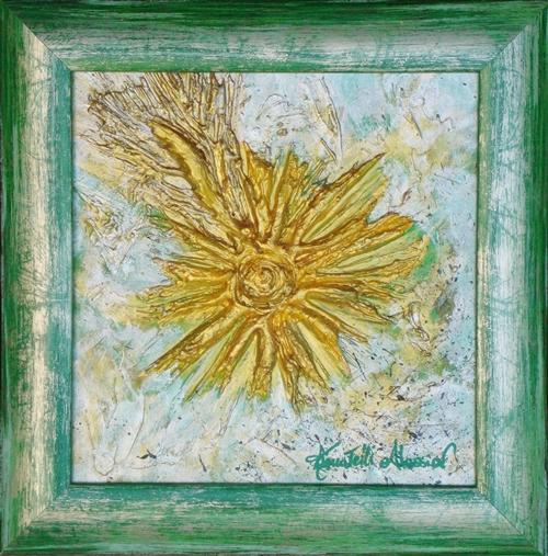 quadro opera pittorica intensa emozione Alessia Pignatelli